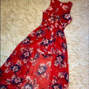 No Boundaries- Romper Dress